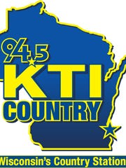 WKTI-FM's logo when the station carried country music, prior to it transferring Nov. 1 to Good Karma Brands.