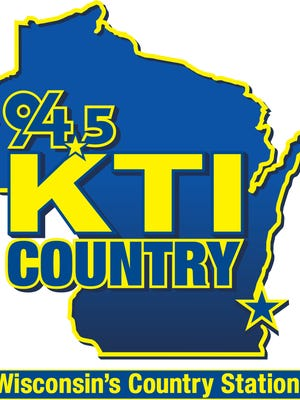 Logo for WKTI-FM (94.5), owned by E.W. Scripps Co.