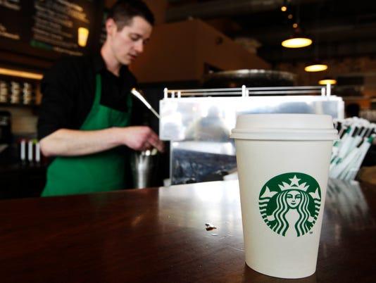 Starbucks and ASU