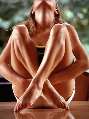 Calf exercises add definition to the calf muscle for