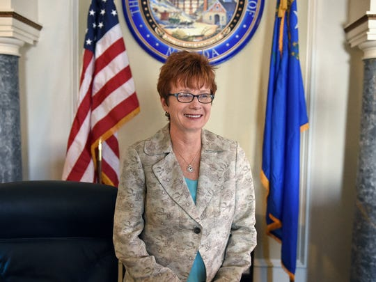 Retired Judge Deborah Schumacher is the 2015 Hall of Fame honoree for the Nevada Women's Fund.