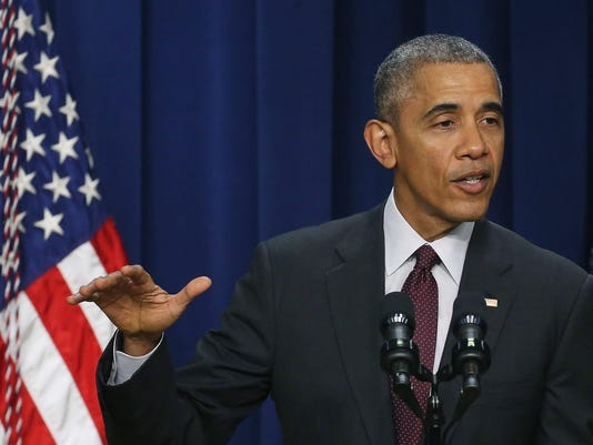 President Obama Speaks On 7th Anniversary Of Lilly Ledbetter Fair Pay Act