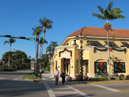 Sails restaurant is targeted to open this year in the Abbot Downing Building on the northeast corner of Fifth Avenue South and Third Street South in downtown Naples.