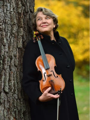 Barber's Violin Concerto will feature soloist Marka Young in the Northern Dutchess Symphony Orchestra's Sunday performance in Rhinebeck.