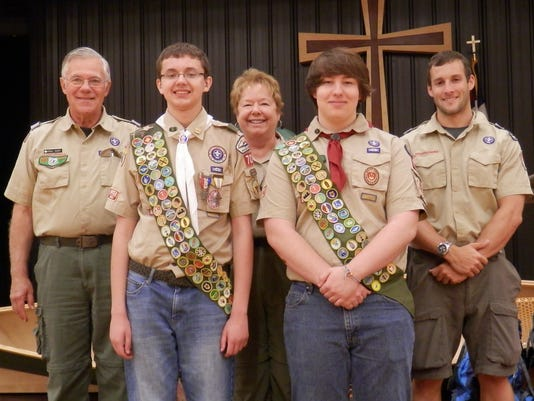 Boy Scout Troop 701.JPG