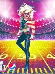 Lady Gaga será la estrella del show de medio tiempo,