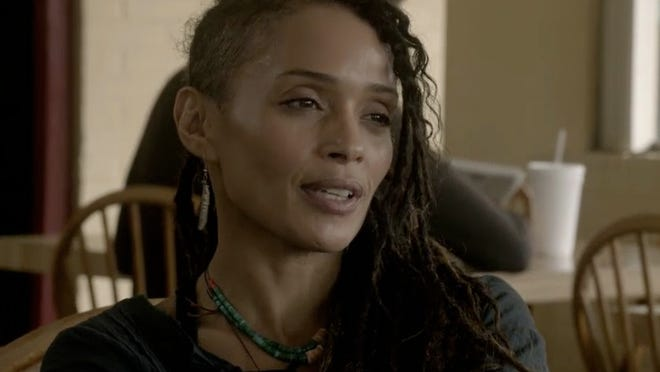 Lisa Bonet appears on 'The Red Road.'