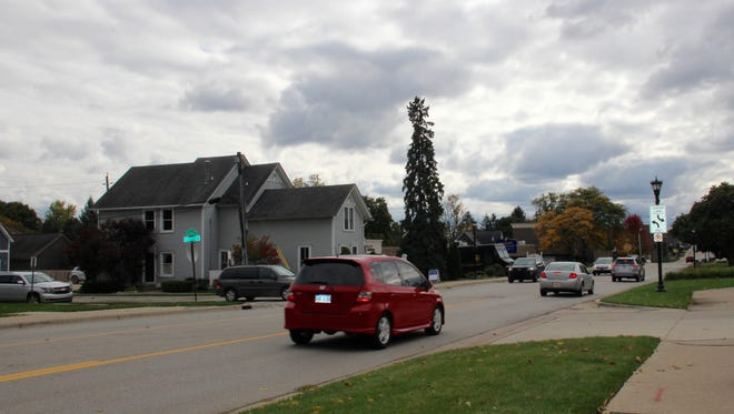 At its Oct. 17 meeting, the Northville City council approved a new crosswalk at North Center and Lake streets, aimed at helping walkers traverse the three lanes of traffic just west of the Cabbagetown subdivision.