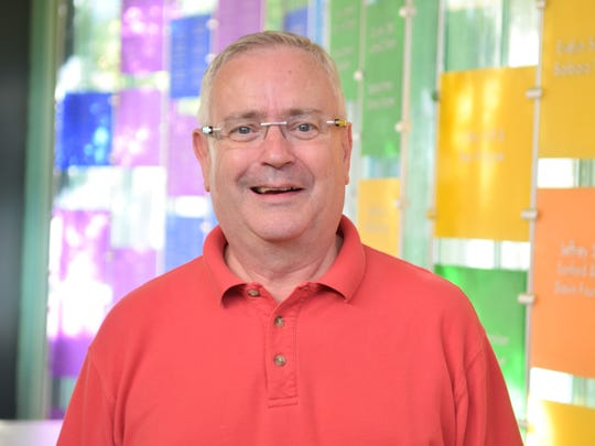 Steve Elkins, executive director of CAMP Rehoboth,