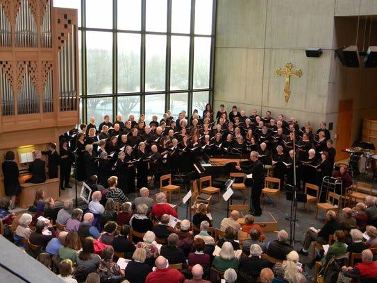 The Burlington Choral Society celebrates its 40th anniversary