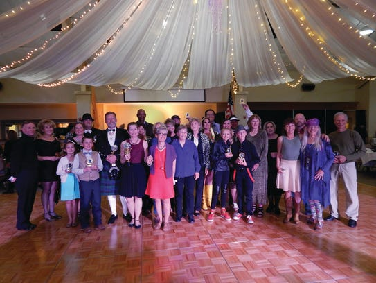 COPE held its annual Dancing for the Cause benefit