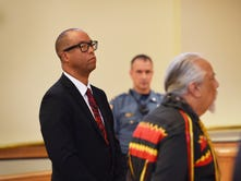 Ramapough leader guilty in camera tampering case, judge rules