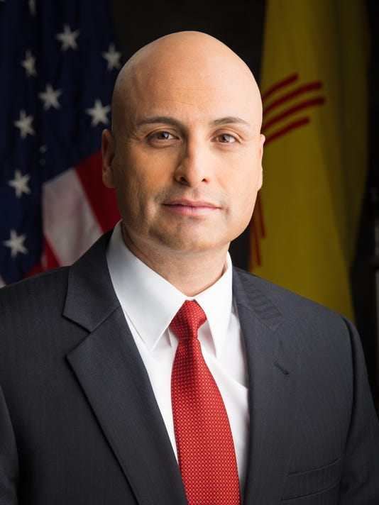 Hector Balderas