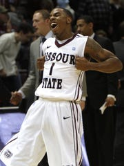 Keith Pickens enjoyed his time at Missouri State so