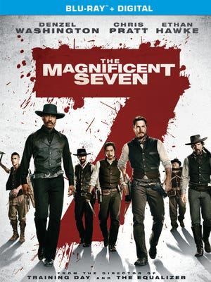 'The Magnificent Seven' remake is out on DVD and Blu-Ray
