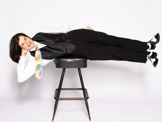 Comedian Paula Poundstone returns to Vermont for a