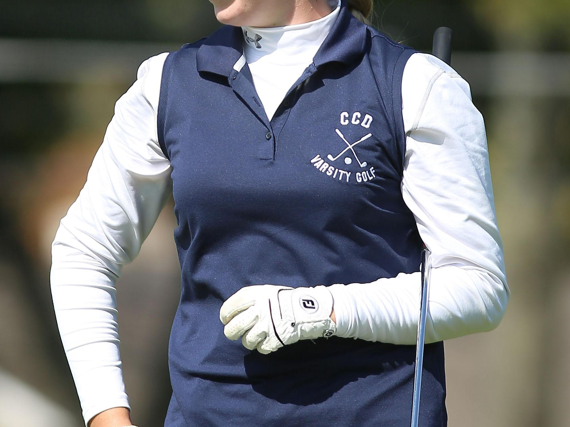 Cincinnati Country Day grad Kacie Bradfish, shown in 2012, had a good showing at the Women's Met this past week.