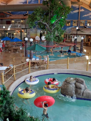 Country Springs Hotel, which includes a water park, has been sold to a Minneapolis-area firm.