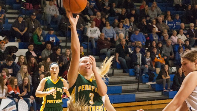 Pennfield senior Naomi Davis is one of the top point guards in the city in girls basketball. But is she the B.O.B. - the Best Of Battle Creek? Readers will get the chance to vote in our online poll.