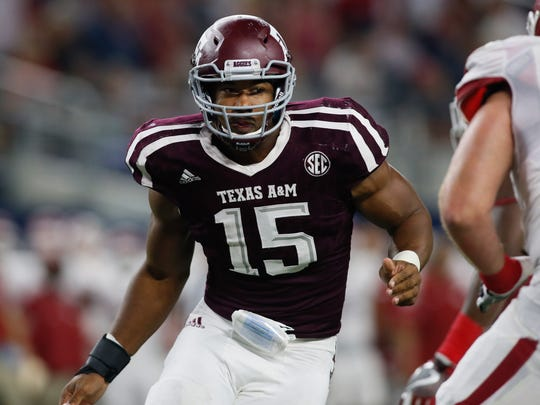 Myles Garrett is the near-consensus top player available.