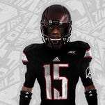 The University of Louisville and adidas today unveiled the Cardinals' Primeknit alternate football uniforms, which will be worn on Thursday, September 17th when the Cardinals take on Clemson at Papa John's Cardinal Stadium.