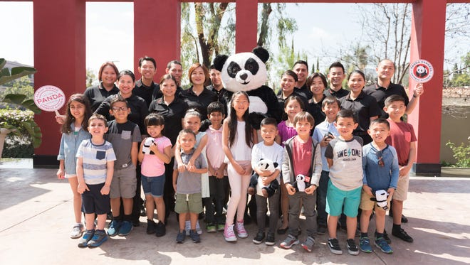 Panda Cares Foundation, the philanthropic arm of the Panda Express Restaurants, recently purchased $55,000 in equipment for Guam Memorial Hospital.