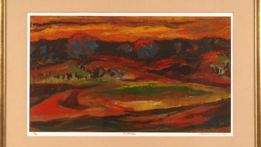 Landscape, 1995