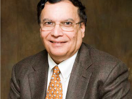 Kris Singh, President and CEO of Holtec International