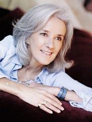 Author Tatiana de Rosnay.