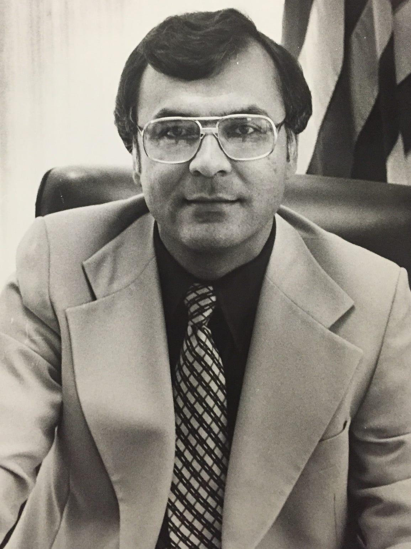 Former DEA Agent Phil Jordan in the 1970s.