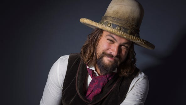 Jason Momoa poses for a portrait to promote the TV