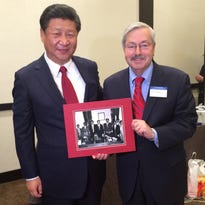 China-Iowa love story will be tested