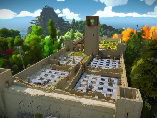 Game Review The Witness
