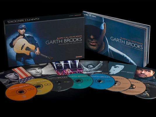 The best covers on Garth's box set