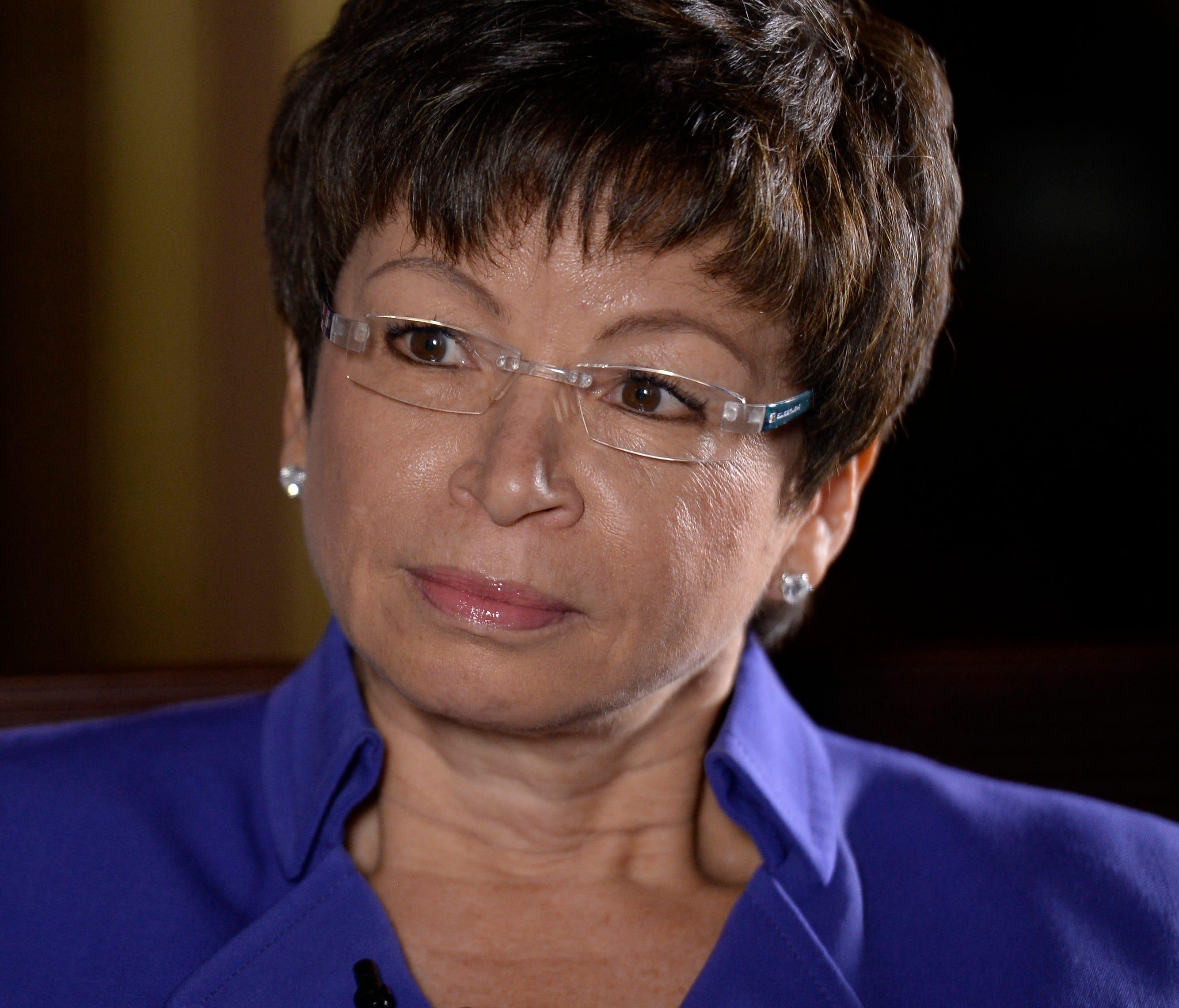 White House Senior Adviser Valerie Jarrett in 2013.