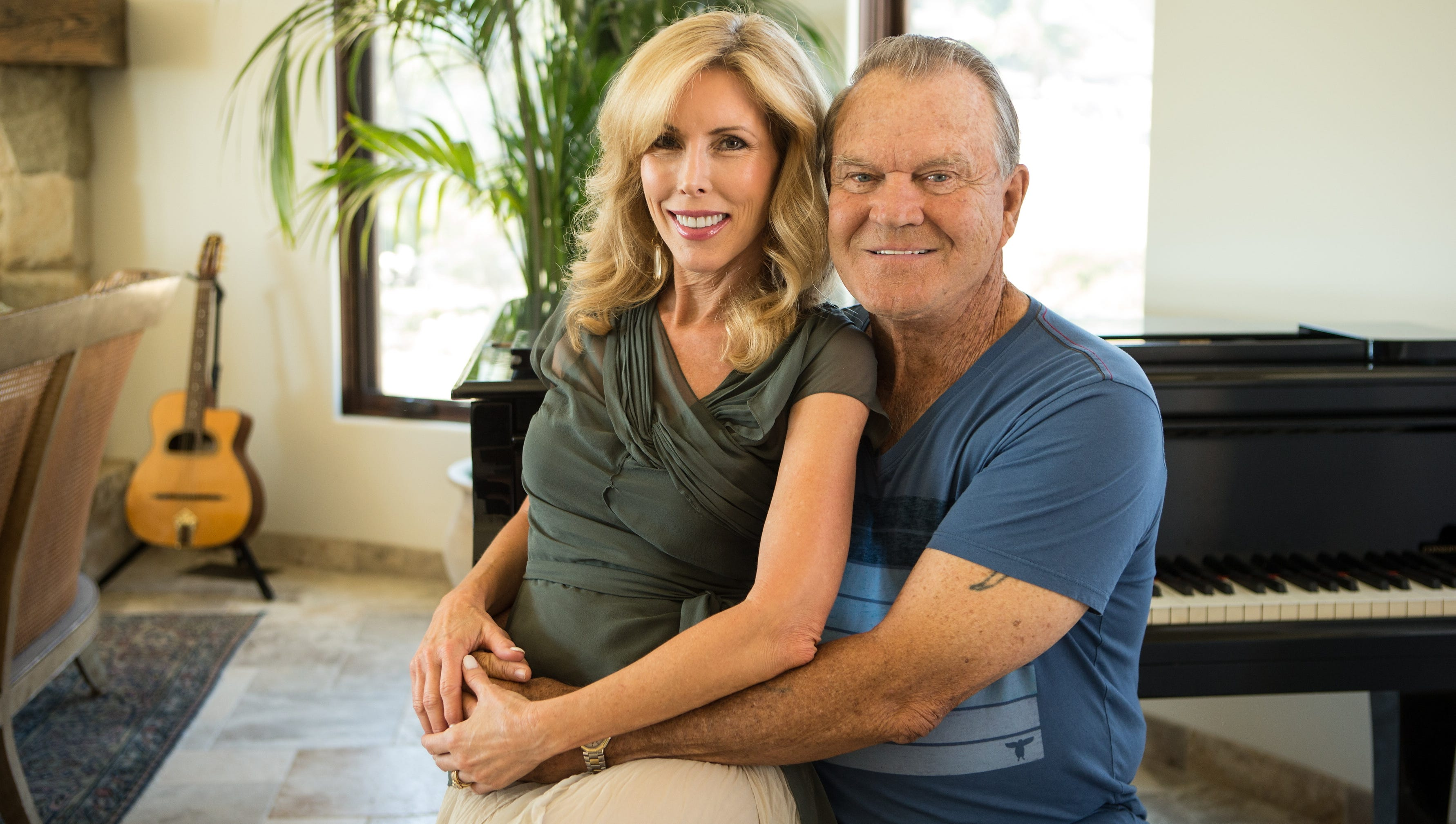 Is There A Test For Alzheimers >> As memory dims, Glen Campbell plays on
