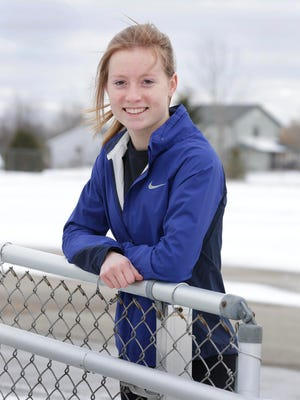 Ozaukee girls track and field athlete Elise Large is this week's Senior Spotlight.