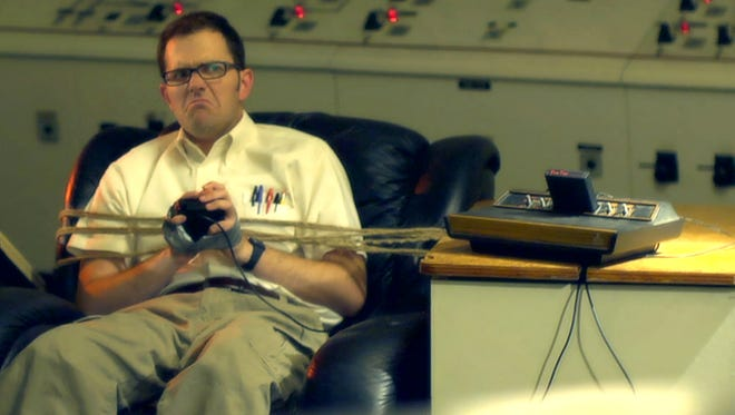 """James Rolfe takes his Nerd web persona cinematic with """"Angry Video Game Nerd: The Movie."""""""