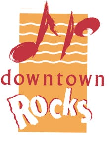 The city of Alexandria's Downtown Rocks concert that had been scheduled for 6 p.m. Thursday has been canceled.
