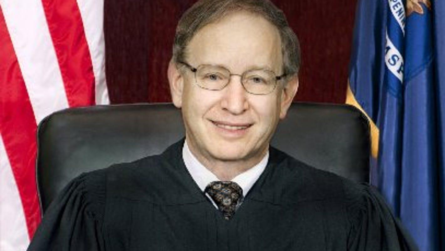Michigan Chief Justice Stephen Markman suffered 'acute illness,' son says