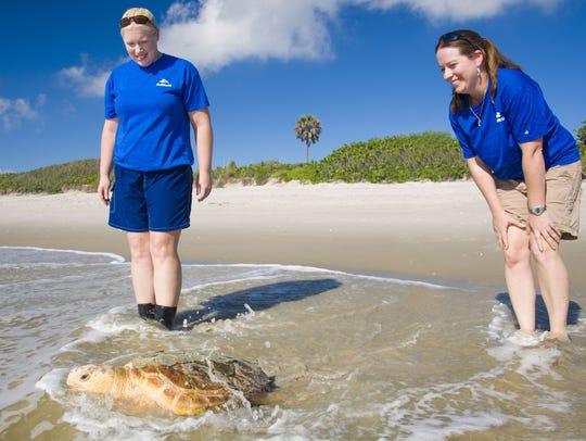 SeaWorld Orlando's Rescue Team and the Florida Fish