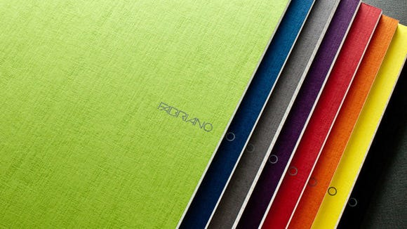 Fabriano Ecoqua notebooks