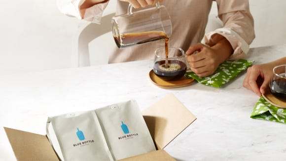 Best gifts for husbands 2020: Blue Bottle Coffee subscription
