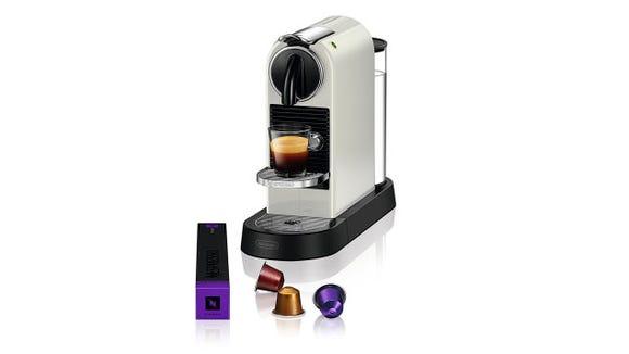 Nespresso CitiZ pod espresso machine