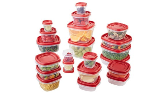 Rubbermaid Easy Lids Storage Set
