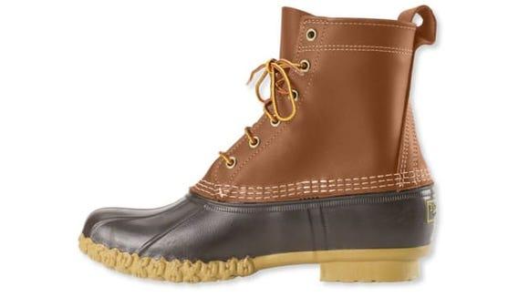 The Bean Boot by L.L.Bean