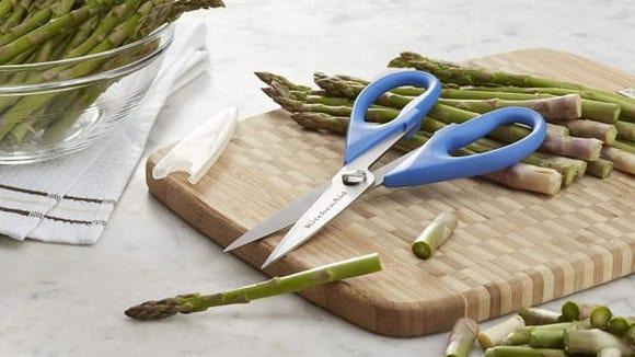 KitchenAid KC351OHSBA Multi-Purpose Scissors Kitchen Shears