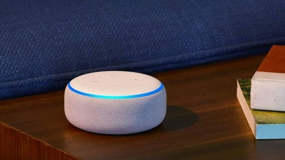 Amazon's Echo Dot provides Alexa in a small, yet robust, package.