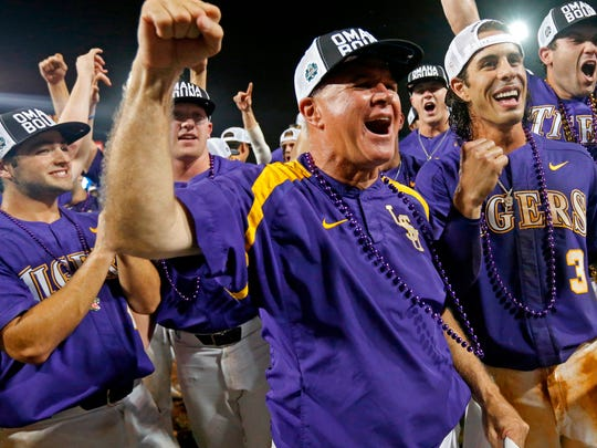 LSU coach Paul Mainieri has known Tigers GM Al Avila since the 1980s, when they coached together at St. Thomas University  — an NAIA school in Miami.