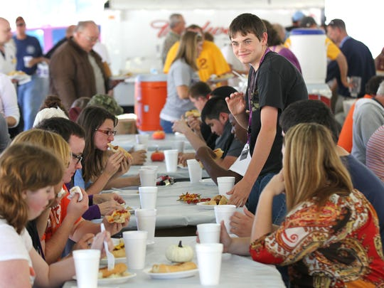 Oktoberfest returns to Walhalla this weekend.